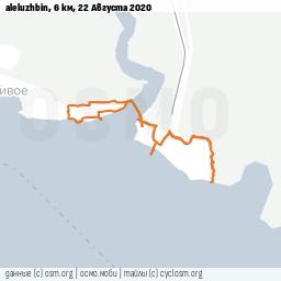 Пешая прогулка в Кривое